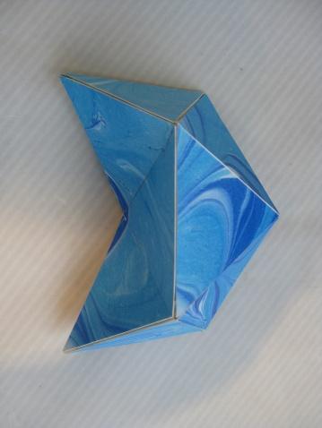 Ebru fold