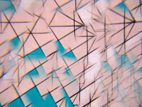 intervnetions: prism painting